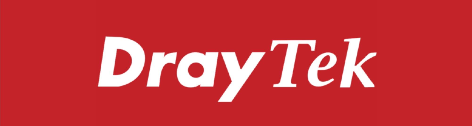 Trebbo: Draytek product nieuws