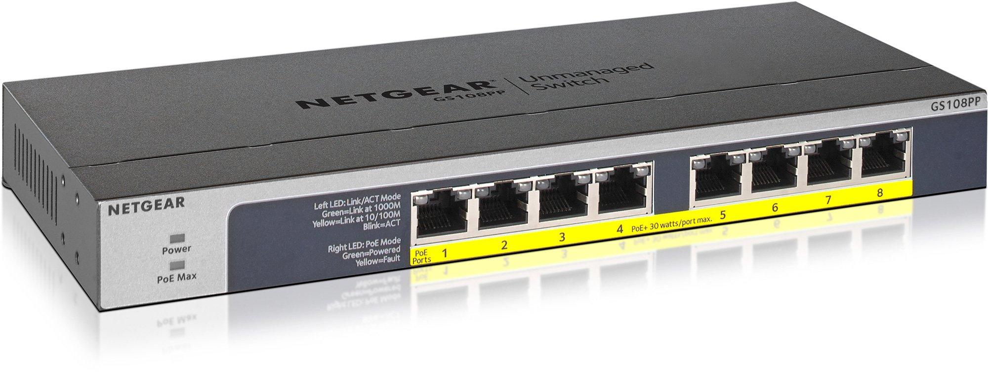 Netgear GS108PP